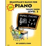 Beanstalk's Basics for Piano Theory Book Level 1