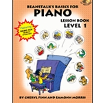 Beanstalk's Basics for Piano Lesson Book Level 1