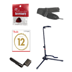 Acoustic Guitar Accessory Package 1 - Basic