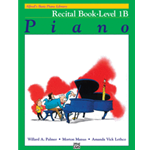 Alfred's Basic Piano Library Recital Book, Book 1B