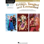 Frozen Tangled Enchanted Viola