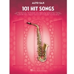 101 Hit Songs Alto Sax Asx