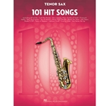 101 Hit Songs Tenor Sax Tsx
