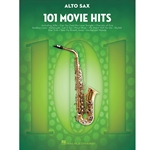 101 Movie Hits Alto Sax Asx