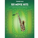 101 Movie Hits Tenor Sax Tsx