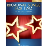 Broadway Songs for Two Trumpet Tpt