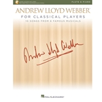 Andrew Lloyd Webber for Classical Players Flute and Piano /Audio Access