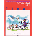 Alfred's Basic Piano LibraryEar Training 1a