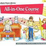 Alfred's Basic All-in-One Course Universal Edition, Book 1
