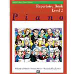 Alfred's Basic Piano Library Repertoire Book 2