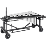 Majestic Music V1530S Vibraphone 3 Octave Silver Quantum Frame