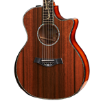 Taylor PS14ce Brazilian Grand Auditorium - Acoustic Electric - Sinker Redwood/Brazilian Rosewood