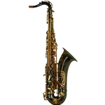 "L.A. Sax LAX-308BGR Big Lip ""X"" Tenor Saxophone Sax - Black Gold"