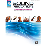 Sound Innovations for String Orchestra, Score Book 1