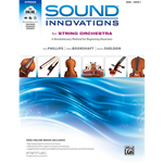 Sound Innovations for String Orchestra, Bass Book 1