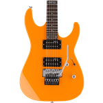 ESP LM50FRNOR Solid-Body Electric Guitar Neon Orange