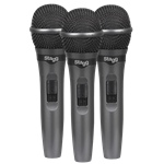 Stagg, SDMP15-3, Microphones Set of 3