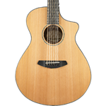 Breedlove Solo Concert 12-String CE Acoustic-Electric Guitar Red Cedar Ovangkol
