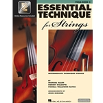 Essential Technique for Strings - Viola