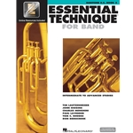 Essential Technique for Band - Baritone B.C.