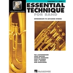 Essential Technique for Band - Baritone T.C.