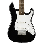 Squier Mini Stratocaster - Indian Laurel Fingerboard - Black