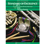 Standard of Excellence Book 3 - Baritone B.C.