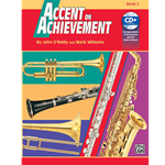 Accent on Achievements Book 2 - Baritone T.C.