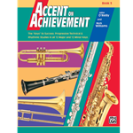 Accent on Achievements Book 3 - Combination Percussion