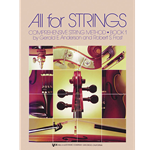 All For Strings Book 1 Teacher Manual