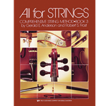 All For Strings Book 3 Violin