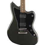 Squier Contemporary Active Jazzmaster - Indian Laurel Fingerboard - Graphite Metal