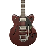 Gretsch G2655T Streamliner Center Block Jr. with Bigsby Walnut Stain
