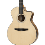 Taylor 114ce-N Grand Auditorium Nylon Sitka/Walnut