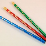 1502 Pencil 8th Note Luster