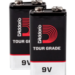 Planet Waves PW-9V-02 Batteries 9 Volt 2 Pack
