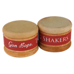 Gon Bops PSHPSPR Large Talking Shaker Pair