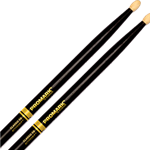 Promark TX5BW-AG Drum Sticks Classic 5B ActiveGrip