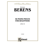 50 Piano Pieces for Beginners, Opus 70 Piano
