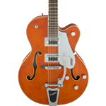Gretsch Electromatic G5420T - Hollow Body With Bigsby - Orange Stain