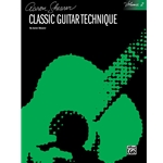 Aaron Shearer Classic Guitar Technique Volume 2 Method