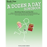 A Dozen A Day Songbook 1
