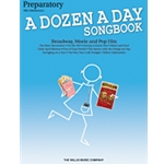 A Dozen A Day Songbook Preparatory