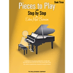 Pieces To Play  Book 3