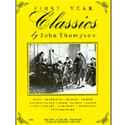 First Year Classics John Thompson Book