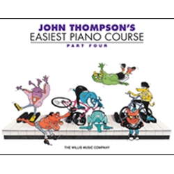 John Thompson's Easiest Piano Course Book Part 4