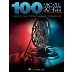 100 Movie Songs for Piano Solo AP