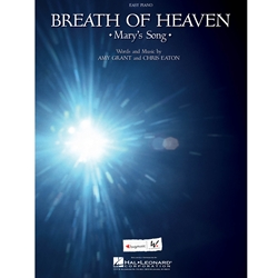 Breath Of Heaven Easy Piano Ep