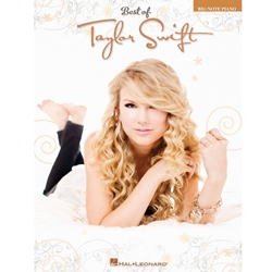 Best Of Taylor Swift Big Note