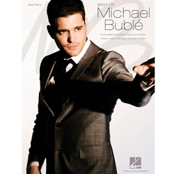 Best Of Michael Buble Easy Piano